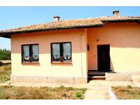 Solid Rural House For Sale In Manastiritsa, Bulgaria RUS8323