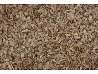 Softwood Pine Play Grade Wood Chip 10x 20 litre bags