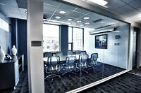 Productive business environments for mobile professionals
