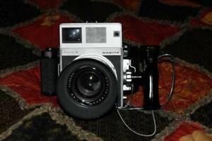 Mamiya Press 6x9   100mm f2.8 Planar lens