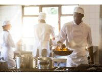 Commis Chef Required, Immediate Start, Central London