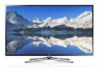 "Samsung 40"" HD fully smart/3d tv"