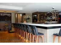 Charasmatic and strong Bartender needed for our Fine Dining restaurant