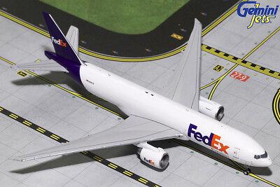 Gemini Jets Federal Express Fedex Boeing 777F 1 400 Die Cast Gjfdx1768 Pre Order