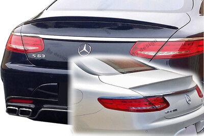 für S Klasse Coupe Cabrio S400 500 4Matic AMG S63 63 65 Abrisskante spoilerlippe