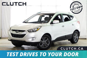 2015 Hyundai Tucson Limited Finance for $87 Weekly OAC