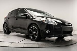 2013 Ford Focus TITANIUM CUIR, BLUETOOTH, BANCS CHAUFFS