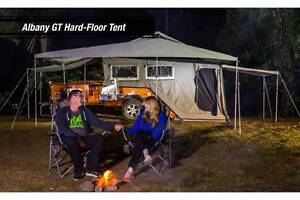 2017 Albany GT- OffRoad Rear Fold Camper Trailer. by PMX Campers Wanneroo Wanneroo Area Preview