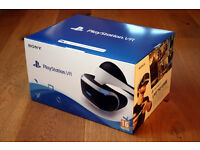 PlayStation VR (PSVR) - brand new/factory sealed