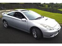Toyota Celica VVTI Premium '04 - Excellent Condition +