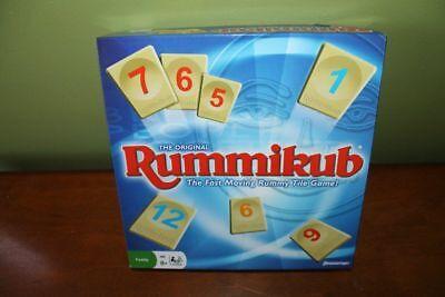 RUMMIKUB Original Version Rummy Tile Game of Strategy Family Night PRESSMAN New segunda mano  Embacar hacia Argentina