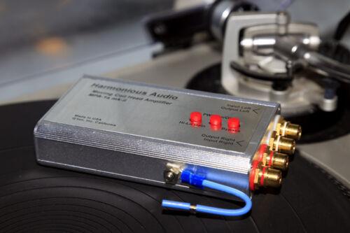 Harmonious Audio MPA-1a mk-ii Moving Coil MC Head Amplifier Preamplifier