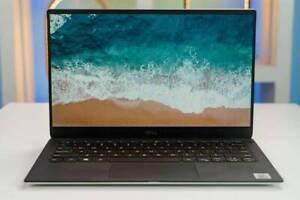 Dell XPS 13 i7 - 16GB - 512GB SSD - Black 7390