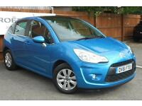 CITROEN NEW C3 1.4 HDi 8v (70bhp) VTR+ (belle ile blue metallic) 2011