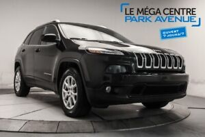 2014 Jeep Cherokee NORTH AWD GROUPE ELEC,MAGS, CAM