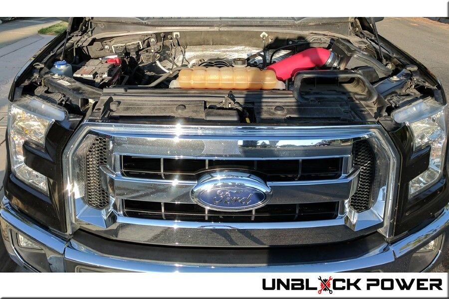 Heat Shield for Ford F150 F-150 15-17 5.0L V8 AF Dynamic Cold Air Filter intake