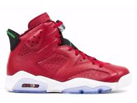 Nike Air Jordan Retro 6 'History Of Jordan' 'Spizike' Size UK 9 10 Brand New