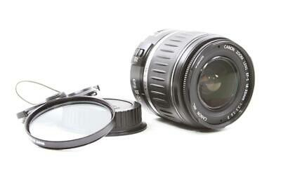 Used Canon EF-S 18-55mm f/3.5-5.6 II Zoom Lens w/ Filter