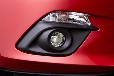 Genuine Mazda 3 2013 Fog Lamp Kit Halogen