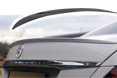 Benz AMG tuning E 63 43 E-Klasse spoilerlippe absrisskante MATT SCHWARZ becquet