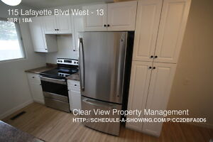 West side Completely renovated townhouse! 1/2 Month Free rent!