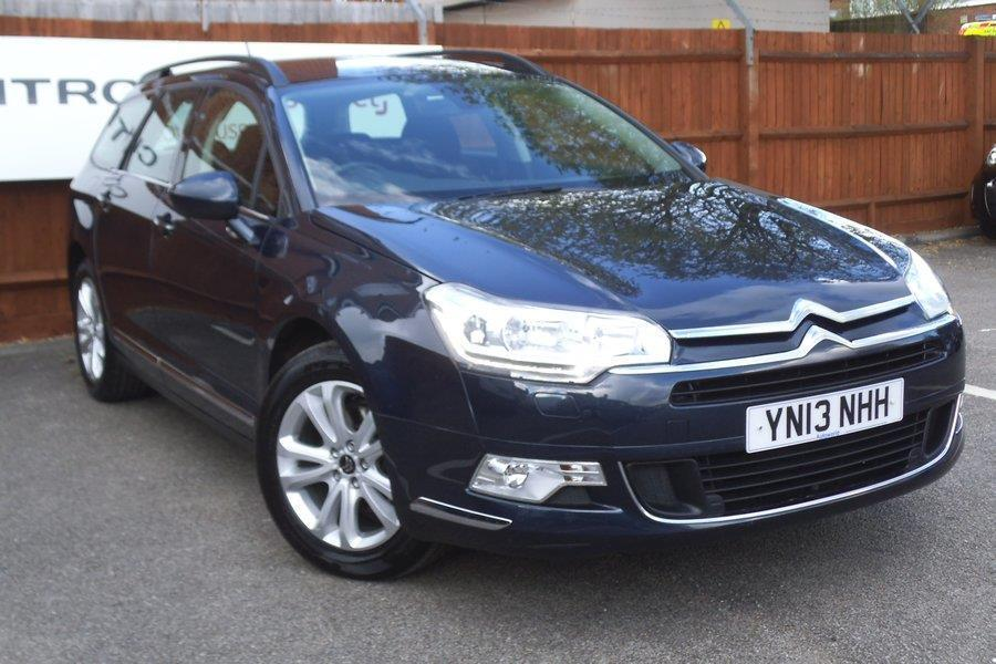 citroen new c5 tourer 1 6 hdi 16v 115 vtr bourrasque