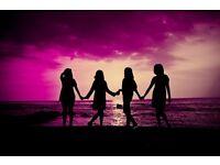 Lively friends sought - women