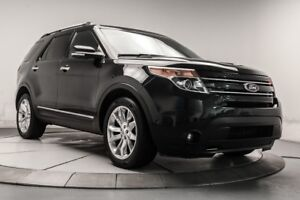 2014 Ford Explorer LIMITED 4WD CUIR, TOIT, NAV