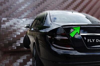 Mercedes Benz CL500 Coupe CL 55 AMG 63 600 65 carbon spoiler heckspoiler hecklip