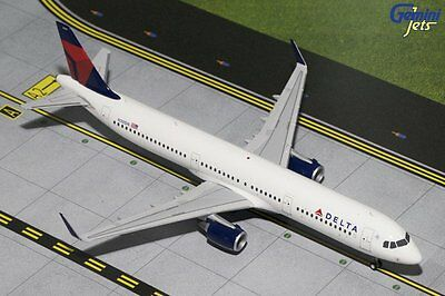Delta Airbus A321 N301DN Gemini Jets G2DAL444 Scale 1:200