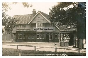 rp16383-The-Goldsmiths-Arms-Acton-Village-Middlesex-photo-6x4