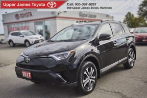 2017 Toyota RAV4 LE LE AWD HEATED SEATS, SAFETY SENSE P