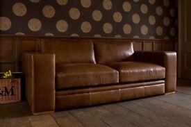 Indigo 'big one sofa'
