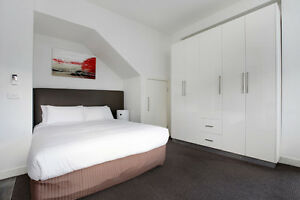 Fully Furnished - Stay from 1 month plus inc. utilities & Foxtel. Melbourne CBD Melbourne City Preview