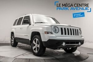 2017 Jeep Patriot HIGH ALTITUDE CUIR, TOIT, MAGS