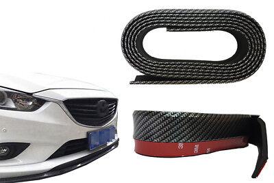 universal CARBON lack gummilippe front heck seitenschweller für Mercedes SL R230