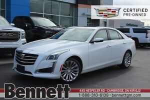 2016 Cadillac CTS 3.6L Luxury-sunroof, navigation, remote start