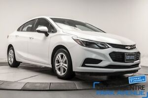 2017 Chevrolet Cruze LT BANCS CHAUFFANTS, CAMERA, BLUETOOTH