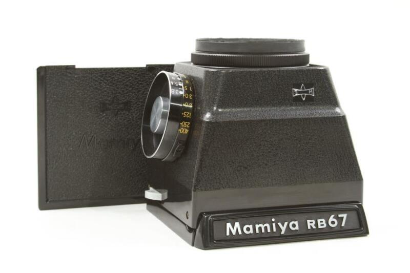 Used Mamiya PD Magnifying Hood Finder For RB System
