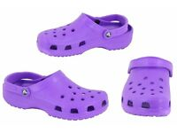 Crocs , classic clog. size 9 women. size 8 mens. free delivery.