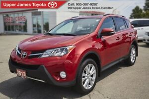 2013 Toyota RAV4 Limited LIMITED AWD TECH