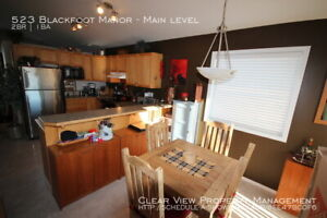 523 Blackfoot Manor - Main level
