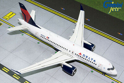 Gemini Jets 1:200 Delta Air Lines Airbus A220-100 N102DU G2DAL808 IN STOCK Gemini 200 Delta Airlines