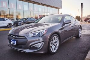 2013 Hyundai Genesis Coupe Winter Tires and Rims Included!