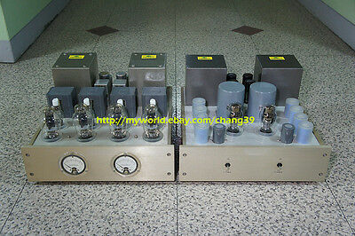 Partridge England 300B PP Tube Power Amplifier Western Electric 310A Master Hand