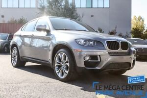 2013 BMW X6 xDrive35i M-PACK/SPORT AWD, CUIR, NAV, TOIT