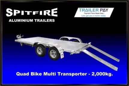 Aluminium Multi Purpose Trailer Lismore Lismore Area Preview