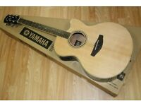 Yamaha CPX 500 electro acoustic guitar, new strings, great condition