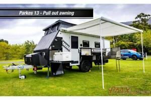 Parkes 13 - Off-Road Hybrid 2 Berth Caravan with internal shower Wangara Wanneroo Area Preview