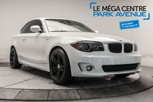 2013 BMW 1 Series 128i Coupe MAGS, CUIR**38000KM**